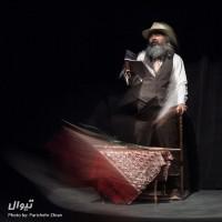 اپرا-تئاتر ایرانی لیلی و مجنون | عکس