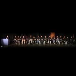 نمایشنامهخوانی رومولوس کبیر | عکس