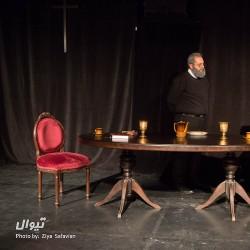 نمایش اعتراف، یک برگمان خوانی | عکس