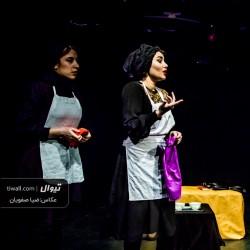 گزارش تصویری تیوال از نمایش سکوت و هیاهو / عکاس: سید ضیا الدین صفویان | عکس