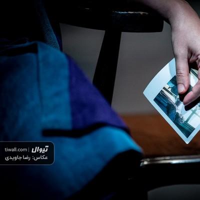 گزارش تصویری تیوال از نمایش قتل در موقعیت ۳۵ درجه شمالی / عکاس: رضا جاویدی | عکس