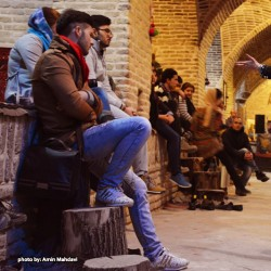 گردش یک سفر یک تیاتر |ابوزیدآباد| | عکس