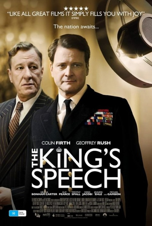 عکس فیلم سخنرانی پادشاه
