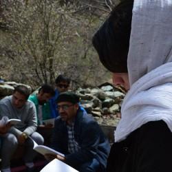 گردش یک سفر یک کتاب  آهار تا شکراب - با اصغر نوری    عکس