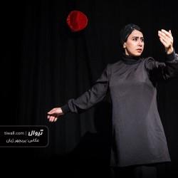 گزارش تصویری تیوال از نمایشنامهخوانی دیدن این نمایش جرم نیست / عکاس: پریچهر ژیان | عکس