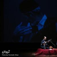 گزارش تصویری تیوال از کنسرت استاد علیرضا سلیمانی / عکاس: پریچهر ژیان  | عکس