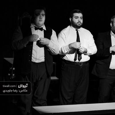 گزارش تصویری تیوال از نمایش سبکی / عکاس: رضا جاویدی | عکس