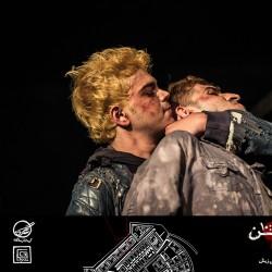 نمایش برلین ۱۰:۱۰ | عکس