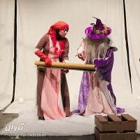 نمایش انجمن جادوگران بیکار | عکس