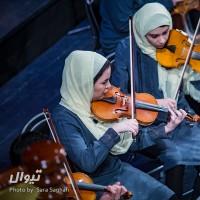 گزارش تصویری تیوال از کنسرت ارکستر مانجین، سری دوم / عکاس:سارا ثقفی | عکس