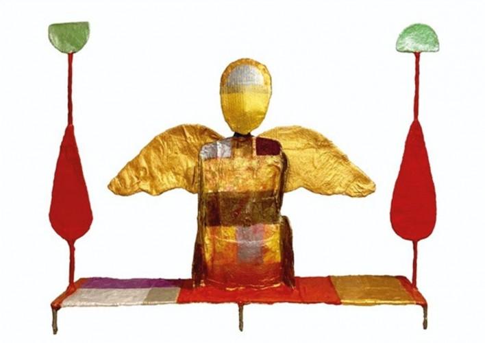 عکس نمایشگاه آثار فرشید مثقالی