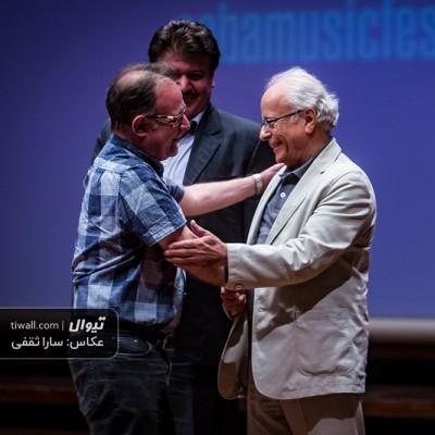گزارش تصویری تیوال از کنسرت برگزیدگان دوره نخست جشنواره موسیقی صبا / عکاس: سارا ثقفی | عکس