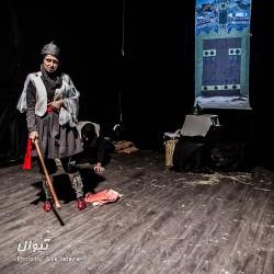 نمایش آرش تنها بر سپهر سرد سرزمین سپندارمذ | عکس
