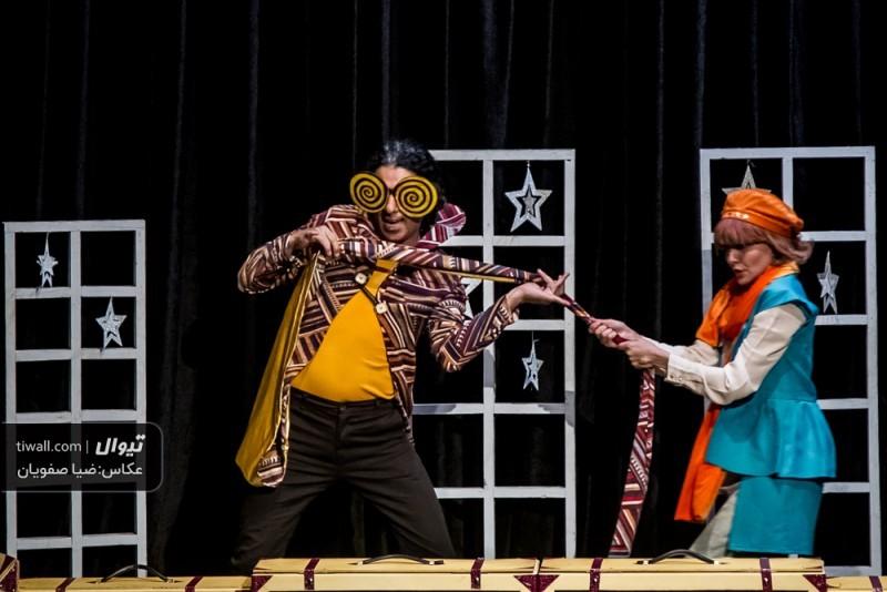 اجرای شازده کوچولو در فرهنگسرای ابن سینا | عکس