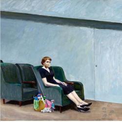 کرونا و تابلوهای معروف | ادوارد هوپر
