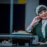 گزارش تصویری تیوال از نمایش تراس / عکاس: سارا ثقفی | عکس