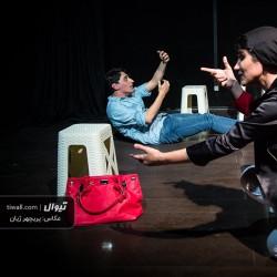گزارش تصویری تیوال از نمایشنامهخوانی قوی تر / عکاس: پریچهر ژیان | عکس