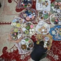 آئین «مجمعه گذاری»؛ مازندران | عکس