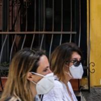 هنرهای خیابانی با الهام از کرونا | ناپلی، ایتالیا