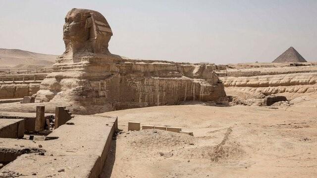 بازگشت گردشگران به مصر با شرایط ویژه | عکس