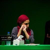 گزارش تصویری تیوال از نمایش روایت فرزانه از جمعه ۱۴ آبان / عکاس: پریچهر ژیان   عکس
