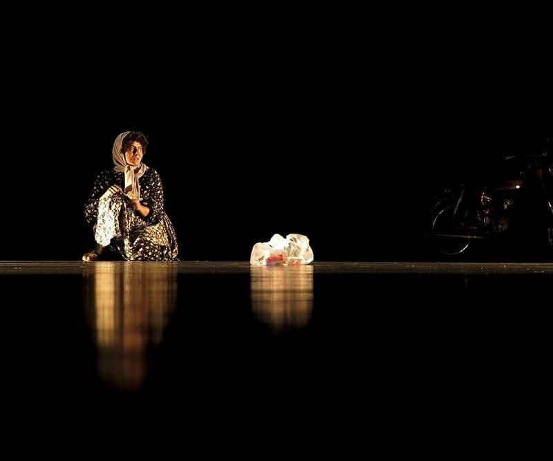 گزارش تصویری نمایش «یاماها» تالار قشقایی تئاتر شهر | عکس