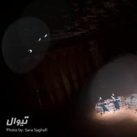 گزارش تصویری تیوال از کنسرت علیاصغر عربشاهی و کوارتت تار / عکاس: سارا ثقفی | کوارتت تار