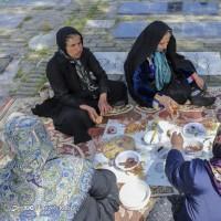 آئین سنتی چهارده بدر در گرگان | عکس