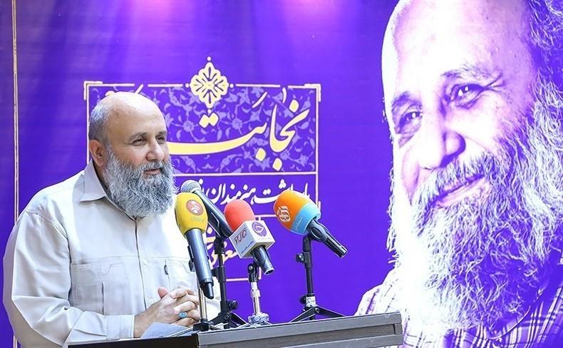 مسعود نجابتی دبیر جشنواره هنر مقاومت شد | عکس