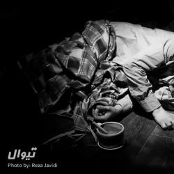 نمایش کودک مدفون | عکس
