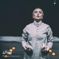 نمایش میدان نبرد، پیکر زن | عکس