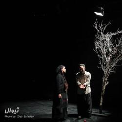 گزارش تصویری تیوال از نهمین روز سی و پنجمین جشنواره تئاتر فجر / عکاس: سید ضیاء الدین صفویان   عکس