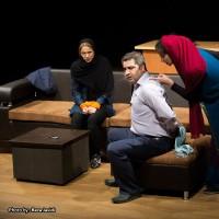 نمایش یک فیلم مستند داستانی   گزارش تصویری تیوال از نمایش یک فیلم مستند داستانی / عکاس: رضا جاویدی   عکس