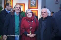 فیلم یهوا | استقبال گرم سینماگران از مراسم آئین دیدار «یهوا» | عکس