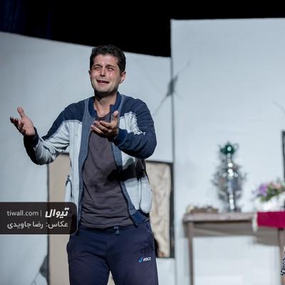 گزارش تصویری تیوال از نمایش حیاط خانه حشمت خانم / عکاس: رضا جاویدی | عکس