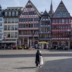 اروپای خالی از مردم | فرانکفورت، آلمان