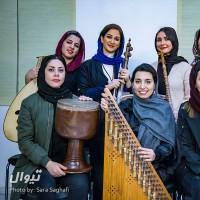 گزارش تصویری تیوال از تمرین گروه هفت اقلیم / عکاس: سارا ثقفی | عکس