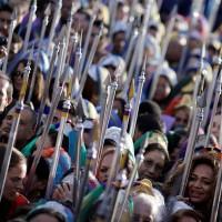 عبادت کنندگان دره سپید، برزیل | عکس