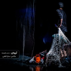 گزارش تصویری تیوال از نمایش شاه و شهیر / عکاس: سارا ثقفی | عکس