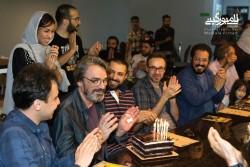 نمایش لامبورگینى | اختتامیهای با تولد «حسین علیزاده» | عکس