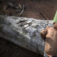 قبیلههای بومی جنگل آمازون | عکس
