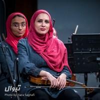 گزارش تصویری تیوال از کنسرت ارکستر مانجین، سری دوم/ عکاس: سارا ثقفی | ارکستر مانجین ، ارسلان کامکار