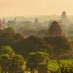 باگان؛ میانمار | عکس