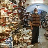 حجرههای قدیمی یزد   عکس