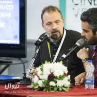 گزارش تصویری تیوال از هفتمین روز دوازدهمین جشنواره بین المللی سینما حقیقت / عکاس: سارا ثقفی  | عکس
