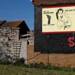 هنرهای خیابانی با الهام از کرونا | بریستول، انگلستان