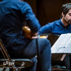 کنسرت کوارتت فیلارمونیک تهران (سازهای ایرانی) | عکس