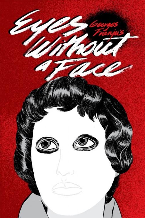 عکس فیلم چشمان بدون چهره