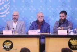 فیلم بدون تاریخ بدون امضا | نشست «بدون تاریخ بدون امضا» در برج میلاد /این رئالیسم افراطی نیست | عکس