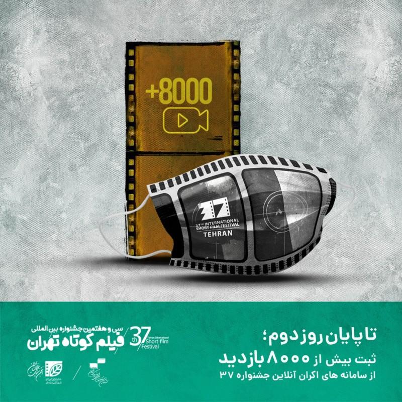 ثبت بیش از ۸ هزار بازدید از سامانههای اکران آنلاین سی و هفتمین جشنواره بین المللی فیلم کوتاه تهران | عکس